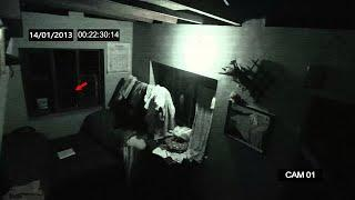 Ghost caught on CCTV  from a House !! Real Ghost Attack compilation
