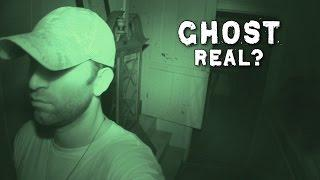 Paranormal Video: Ghost in Scary House Real? DE #98