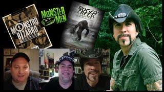 Monster Men Ep. 114: Lyle Blackburn- Boggy Creek Monster Film & MONSTRO BIZARRO