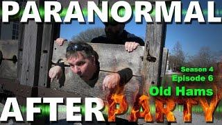 Paranormal AfterParty Season 4 Episode 6, Isle of Wight Museum: Old Hams