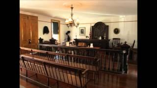 The San Diego Ghost Hunters-Whaley House Ghost Tour-Gavel-9-30-2011
