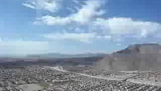 "Lone Mountain ""The Peak Overlooking Las Vegas"""