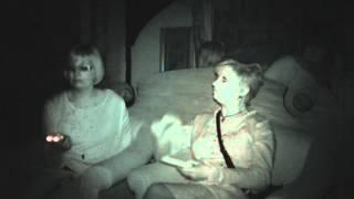 Strange light anomaly from Red Lion Hotel ghost hunt