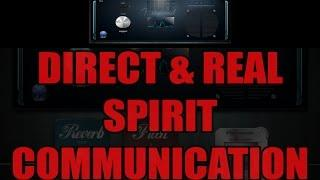 Whoa! DIRECT ANSWERS from SPIRIT with the new SCD-2 Spirit Communication App