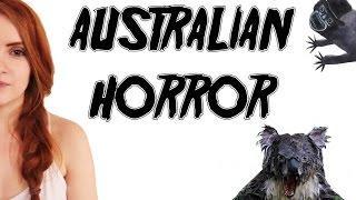 Australian Horror Movies *no dropbears included*