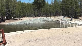 "Blue Lakes - Part 2 ""Upper Blue Lake Dam"""