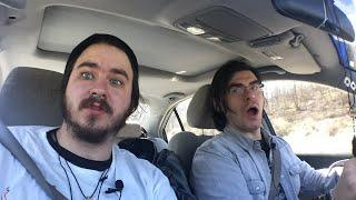 Paranormal Road Trip with EPIC INVESTIGATES Q&A on the way to next location