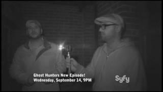 "New Ghost Hunters On September 14th ""Jailhouse Sleepover"""
