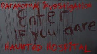OLD SOUTH PITTSBURG HOSPITAL INVESTIGATION CAUGHT ON TAPE PART THREE: THE INVESTIGATION BEGINS