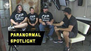 Paranormal Investigators Spotlight: Concho Valley Paranormal!
