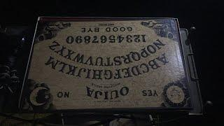 OUIJA BOARD SESSION CAUGHT ON TAPE IN HAUNTED FARM HOUSE ABANDONED EPIC WOLFPACK