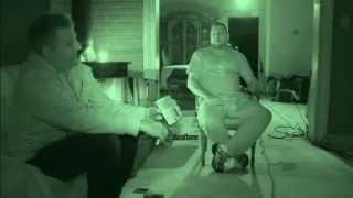 The Ghost Tapes, Welles Real Haunted House Ghost Caught on TAPE Day 1 P2