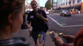 Ghost Activity in Portland, Oregon- Paranormal Walking Tour Part 6 of MANY!