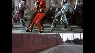 "Michael Jackson's Thriller ""It was filmed here"" Part"