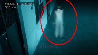 A White Colour Ghost Appeared In Dark !! Ghost Sightings 2017!!