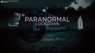 PARANORMAL LOCKDOWN S1E1