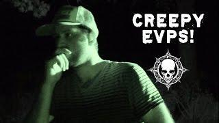 Creepy EVP Recordings Caught on Tape!  (DE Ep. 102)