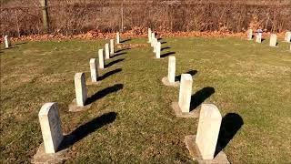 Visiting the Gravesites of Veterans
