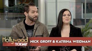 Nick Groff & Katrina Weidman's Scariest Ghost Hunting Story