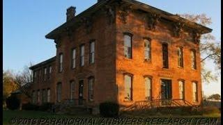 Paranormal Answers Research Team, Prospect Place, Trinway, OH, 11/2/2013