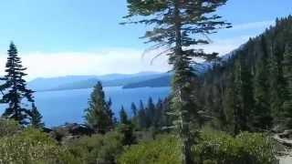 "D.L. Bliss State Parks Rubicon Trail - Part 5 ""Lake Tahoe Vista Point"""