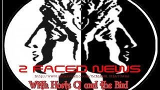 Two Faced News with Guest Roger Belt