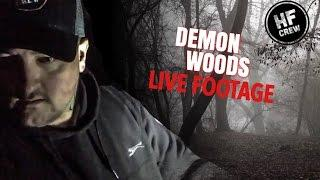 Haunted Finders Demon Forest Ghost Hunt Live