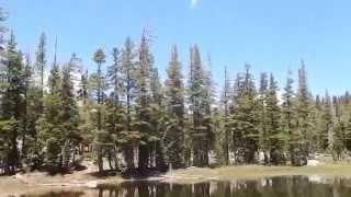"Five Lakes Granite Chief Wilderness - Part 7 ""Lake #3"""