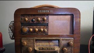 The Geobox II Spirit Box. Spirit Voices POUR through this device!
