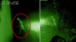"""""""Alien Look like Creature Caught On Camera"""" Top 6 Real Ghost Videos Caught On Tape 2017"""