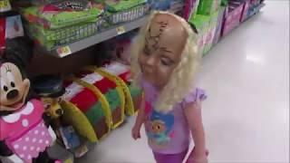 Walmart Adventure With Caydence!