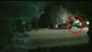 Crazy Poltergeist Attack Caught On Tape At Haunted House