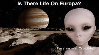 Life On Europa? NASA Calls Urgent Press Conference