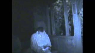 Investigations on 2 hauntings near Dartford heath 27th July 2013 PT2