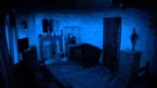 Terrifying Poltergeist Throws a Chair - Real Paranormal Activity