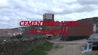 Capilla del Cementerio Viejo de Talaván