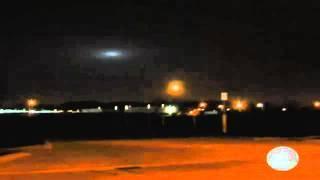 Κάμερα ασφαλείας καταγράφει περίεργο όχημα να σχίζει τον ουρανό