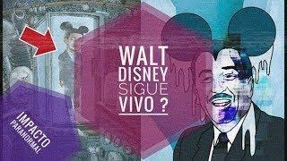 WALT DISNEY ESTA CONGELADO ?