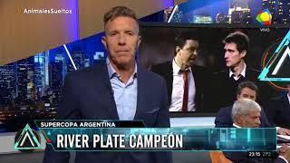 FANTINO ENTERRO a Guillermo Schelotto  y a los jugadores DESPUES DE LA DERROTA DE BOCA