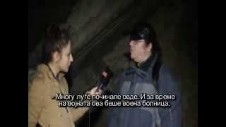 Paranormal Activity in Parnitha Sanatorium With Marija Kotovska MRT TV Skopje