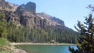 """Meiss and Round Lake - Part 8 """"Great Views Of A Massive Volcano"""""""