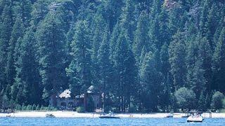 "D.L. Bliss State Parks Rubicon Trail - Part 21 ""Vikingsholm Castle"""