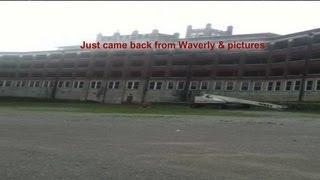 Just came back from Waverly Hills(Haunted place) & pictures
