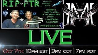 SuperNatural Media on RIP Paranormal Talk Radio