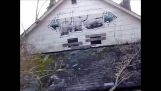 Shocking Ghost Sighting   Real Paranormal Activity Caught on Camera   Real Ghost   Ghost Hunters