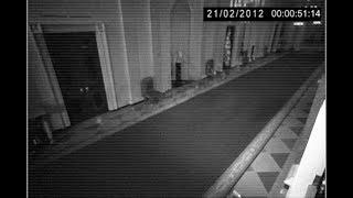 Ghost Caught on Cctv From a Hall, Shocking Real Ghost Attack 2017
