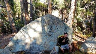 """Burnside Lake - Part 18 """"Hermits Camp With A Twist"""""""
