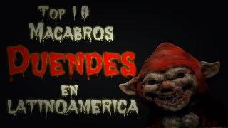 Top 10 Macabros y Misteriosos Duendes en America Latina