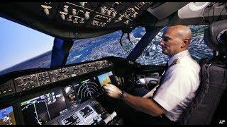 Pilots Come Face To Face With An Egg Shaped UFO