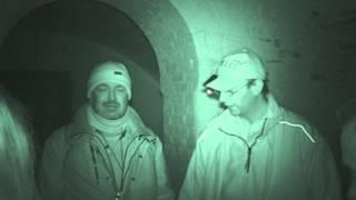 Landguard Fort ghost hunt - 29th November 2014 - Séance Group 4